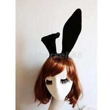 Bunny Rabbit Long Ear Headband Halloween Party Costume Fancy Dress Novelty
