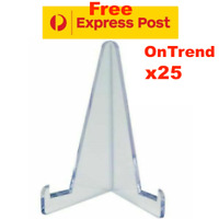 Ultra Pro - Lucite Small Stand for Photo, Postcard & Card Holders x 25 - Express