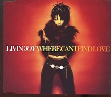 Livin' Joy / Where Can I Find Love