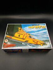 Vintage New Nos Bandai Thunderbirds Tb 4 Mini Spaceship Plastic Model