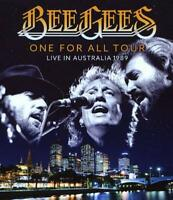 BEE GEES: ONE FOR ALL TOUR - LIVE IN AUSTRALIA 1989 USED - VERY GOOD DVD