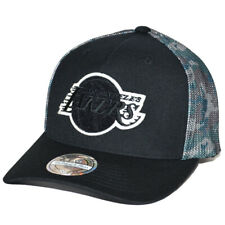 Mitchell & Ness Snapback Cap Squad Camo Los Angeles Lakers black