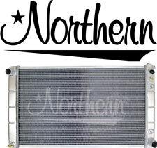 Northern 205215 Performance Aluminum Radiator 68-77 GM Muscle Cars LSx LS1 Swap