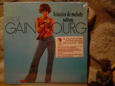 SERGE GAINSBOURG Histoire De Melody Nelson LP/1971/Jean-Claude Vannier/180 gram
