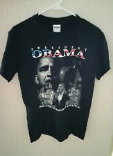 44th President Barack OBAMA T-Shirts - Various Colors and Sizes Avail!
