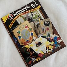 Scrapbooking SCRAPBOOKS A-Z with Templates Design Originals by Suzanne McNeill