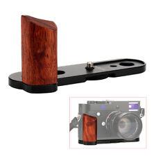 Camera DSLR Plate Bracket Holder Handgrip Quick Release for Leica M-P Leica M