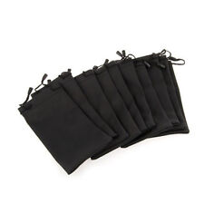 5pcs Waterproof Eyeglasses Sunglasses Cloth Pouch Bag Cover Wholesale