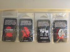 The Walking Dead Negan Lucille Bat PIN SET x4 Zombie, Smash, TWD Logo SDCC 2016