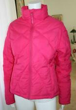 Champion 100% Polyester Jacket Womens Size S Rose Pink EUC