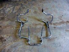 1986 Honda Goldwing GL1200 H1406-1. chrome saddle bag brackets mounts left right