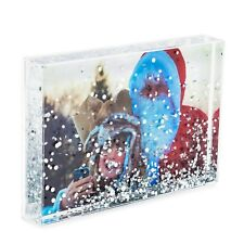 Acrylic Glitter Photo Blocks - Bring Your Images to Life