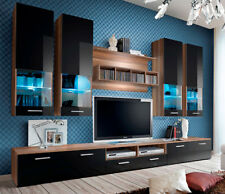 Torino 3 - modern mdf entertainment center / modern tv wall unit