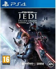 STAR WARS JEDI FALLEN ORDER PS4 USATO - ITALIANO