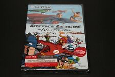Justice League: The New Frontier (DVD, 2008) New Sealed