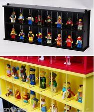 [IDSTAR] Brick Display Case for Lego Miniature 16pc clear acrylic door_Choose 1