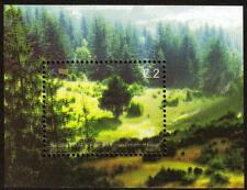 KOSOVO MNH 2011 EUROPA - THE FOREST M/S