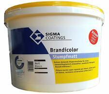 Sigma Brandicolor Xtreme, 12,5L Innenwandfarbe, weiss, hochdeckend, stumpfmatt
