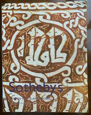 Sothebys 13 October 2004 Arts of the Islamic World Auction Catalogue very rare
