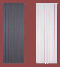 Design Aluminium Paneelheizkörper Vertikal ALU-Heiz-Koerper Mittelanschluss