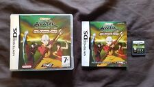 AVATAR THE LEGEND OF AANG THE BURNING EARTH Nintendo DS Game