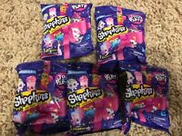 Shopkins Season 7 Join the Party Blind Bags Shopkins in a Gift Box Lot Of 5