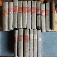 lot de livres anciens: de 1886 à 1931 ( 19 ouvrages )