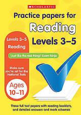 Reading (Level 3-5) (Practice Papers National Tests),Fletcher, Graham, Fletcher,