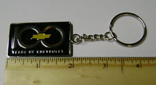 100 Years of Chevrolet Key ring NEW in package-drive your Chevrolet thru the USA