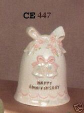 """NEW #447 Ceramic Emporium Mold """"Anniversary Bell """" - LAST ONE"""