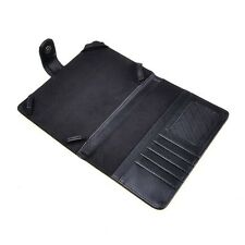 Black PU Leather Case Cover Pouch For Amazon Kindle Fire Tablet