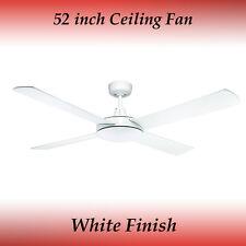 Fias Genesis 52 inch (1300mm) White Ceiling Fan