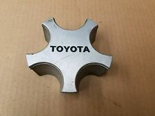 Toyota OEM 1986-1990 Supra Painted Silver 5 Lug Center Cap Hub Cover 716958