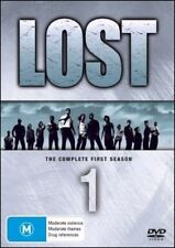 LOST Complete First Season 1 One - TV Series (7 DVD BOXSET) NEW SEALED Region 4