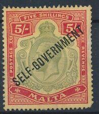 [1424] Malta good old stamp very fine no gum