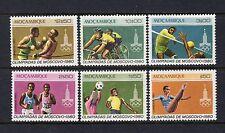 1980 MOÇAMBIQUE - Jogos Olímpicos de Verão. Moscovo - MNH #439