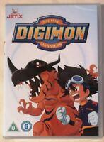 DVD - *New & Sealed* Digimon Digital Monsters Jetix DVD PAL Region2 UK