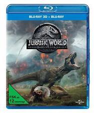 ** Jurassic World: Das gefallene Königreich **  3 D + 2D  Blu-Ray  ** NEU+OVP **