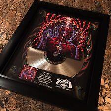 Tool Lateralus Platinum Record Album Disc Music Award Grammy RIAA MTV