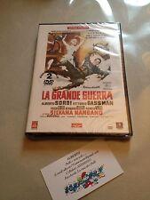 ILA GRANDE GUERRA DOPPIO DVD FUORI CATALOGO FILMAURO