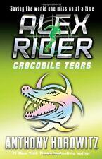 Crocodile Tears (Alex Rider) by Anthony Horowitz