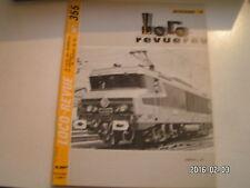 **c Loco Revue n°355 Les BB 15000 Jouef en HO / Construction d'un cylindre