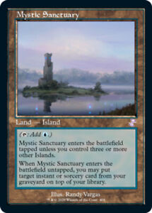 Mystic Sanctuary x1 Magic the Gathering 1x Time Spiral Remastered mtg card
