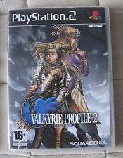 Playstation 2 PS2 Game-Valkyrie Profile 2 Silmeria + Instructions