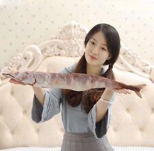 Fish Design Soft Plush Throw Pillow Cushion Cat Toy Cotton Home Sofa Decoration