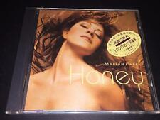 Mariah Carey 1997 Honey from Butterfly Taiwan Promo Sticker 5 Track CD Single