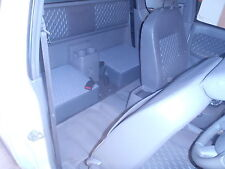 Holden Rodeo Space Cab Rear Jump Seat with Seat Belts All About Vans