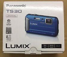 Panasonic LUMIX TS-30 Digital Camera Works Under Water!