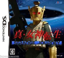 Used DS Shin Megami Tensei: Strange Journey NINTENDO JAPANESE IMPORT