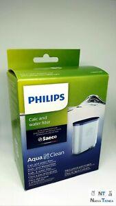 Filtro dell'acqua e anticalcare Aquaclean per macchine da caffè Philips Saeco